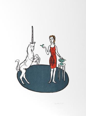 Lady and the Unicorn - Taste