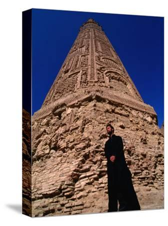 12th Century Minaret-E-Jam, the World's Second Tallest Minaret, Afghanistan