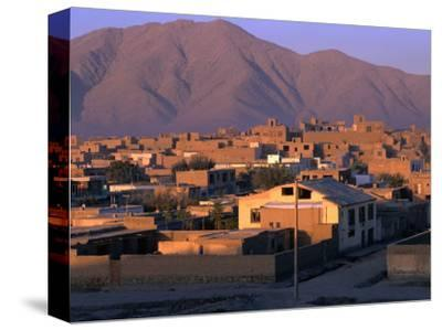 Cityscape at Sunrise, Kabul, Afghanistan
