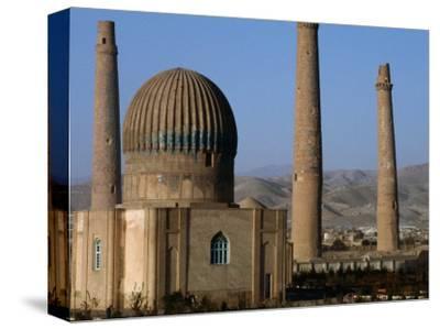 Darulaman Palace (Kings Palace) Home of King Zahir Shah, Herat, Afghanistan