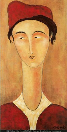 Stephane-Guy Mourand-Art Print