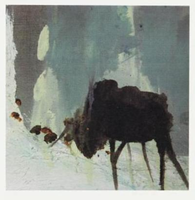 Büffel by Stephanie Abben