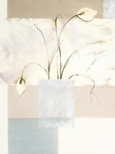 Abstract Floral, no. 2 by Stephanie Flateau