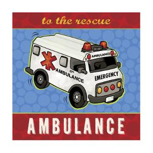 Ambulance by Stephanie Marrott