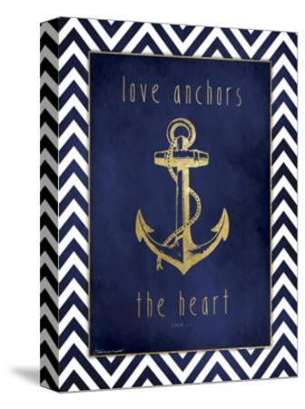 Anchor and Gold