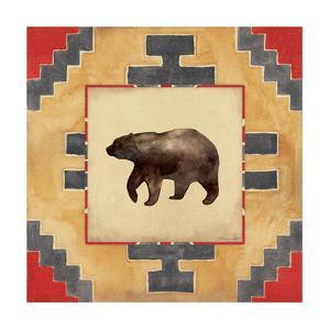 Bear Blanket by Stephanie Marrott