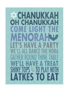 Chanukkah by Stephanie Marrott