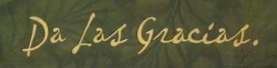 Da Las Gracias - green
