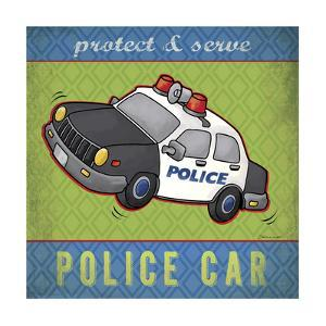 Police by Stephanie Marrott