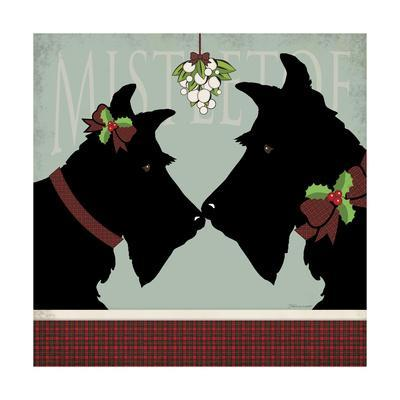 Scottie Mistletoe