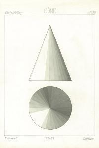 Cone Projection by Stephanie Monahan