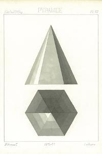 Pyramide Projection by Stephanie Monahan