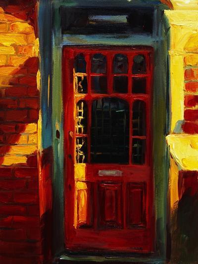 Stephanie's Door-Pam Ingalls-Giclee Print