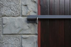 A Locked Door in the Drakensberg Mountains by Stephen Alvarez