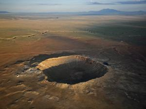 Meteor Crater is the best preserved asteroid impact site on Earth by Stephen Alvarez