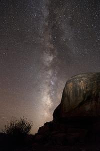 Stars Shine Above Toroweap Campground by Stephen Alvarez