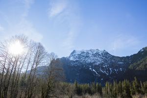 The Big Four Mountain by Stephen Alvarez