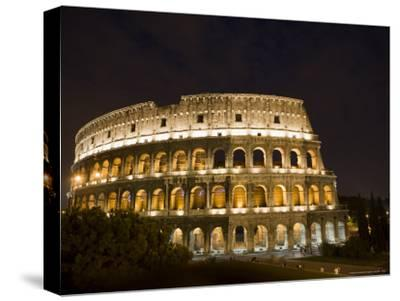 The Colosseum at Night by Stephen Alvarez