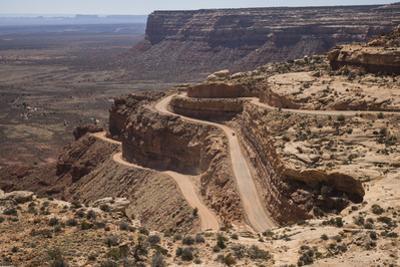 The Moki Dougway, a Harrowing Single Lane Dirt Road in Bears Ears National Monument