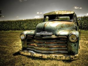 Chevy Truck by Stephen Arens