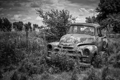 Old Rusting Truck