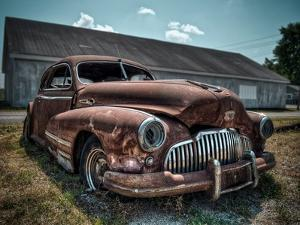 Red Buick by Stephen Arens