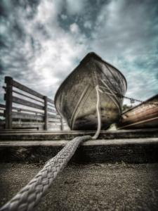 Row Boat by Stephen Arens