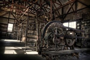 The Diesel Generator by Stephen Arens