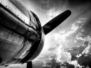 Beautiful Airplanes Black And White Photography Artwork For Sale