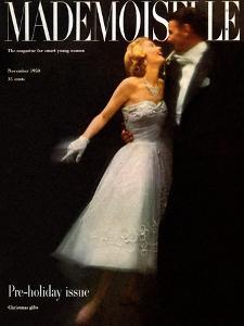 Mademoiselle Cover - November 1950 by Stephen Colhoun