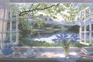 The First Bluebells by Stephen Darbishire