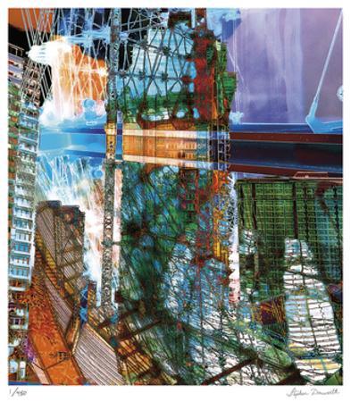 Architectural Fantasy I