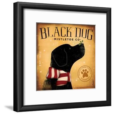 Black Dog Mistletoe