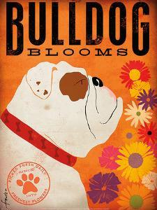 Bulldog Blooms by Stephen Fowler