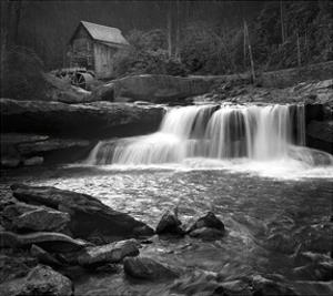 Glade Mill Creek by Stephen Gassman