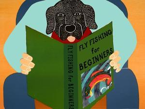 Fly Fishing For Beginners by Stephen Huneck