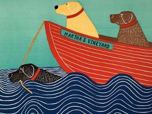 Friendship Marthas Vineyard by Stephen Huneck