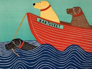 Friendship Nantucket by Stephen Huneck
