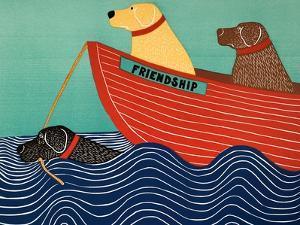 Friendship1 by Stephen Huneck