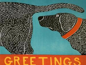 Greetings by Stephen Huneck