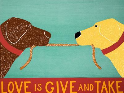 Love Is Chocolate Yellow