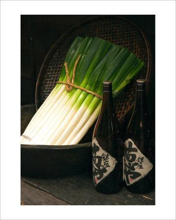 Sake and Leeks