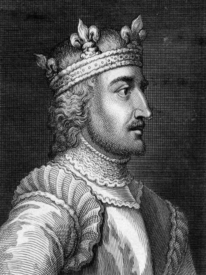 Stephen of England- Neagle-Giclee Print