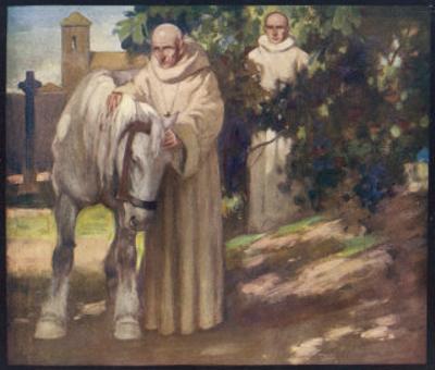 Irish Saint