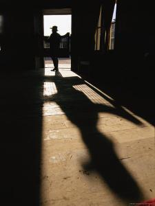 A Cowboy Casts a Long Shadow at This Western Movie Location by Stephen St^ John