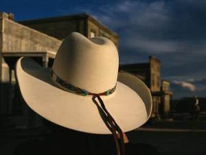 A White Cowboy Hat Accentuates This Western Movie Location by Stephen St. John