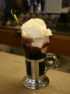 An Old-Fashioned Ice Cream Soda Awaits by Stephen St. John