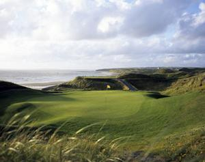 Ballybunion Golf Club Old Course, Ireland by Stephen Szurlej