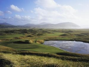 Ballyliffin Golf Club, Hole 7 by Stephen Szurlej