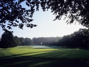 Baltusrol Golf Club, Hole 5 by Stephen Szurlej